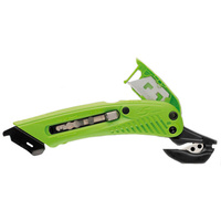 S5 SAFETY CUTTER GREEN (RIGHT HANDED)