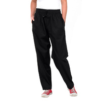 CLICK - Chefs Trousers in Black