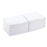 30cm White Luncheon Napkins 1ply (x5000)