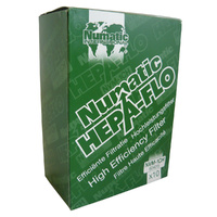 Genuine Numatic Hepa-Flo NVM-1CH Dust Bags x10