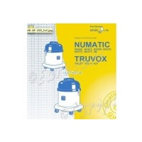 Numatic Airflo AF395 Dust Bags 450 3B SMS Bag x10