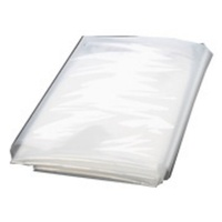 Clear Compactor Sacks Extra Heavy Duty 20x34x46 (20kg) (x100 Bags)