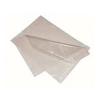 Virgin Clear Refuse Sacks 18x29x39 MU30 Heavy Duty (Diamond)