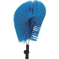 Vikan Cobweb & Dust Exterior Brush 530mm Soft Blue