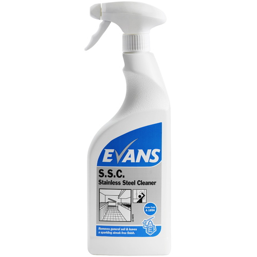 EVANS - SSC - Stainless Steel Cleaner (750ml)
