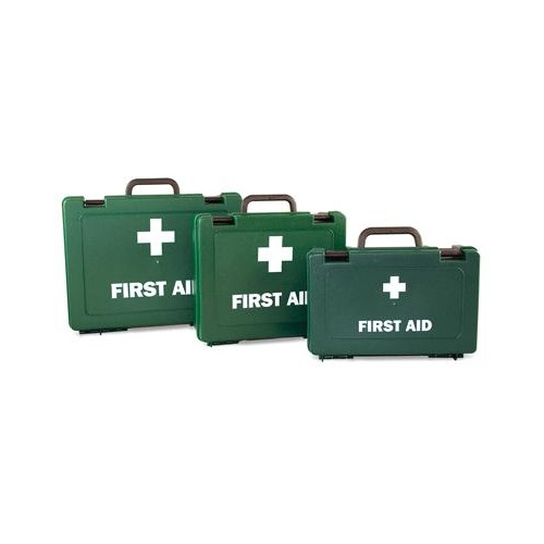 BS-8599-1 Compliant Travel First Aid Kit in Standard Case