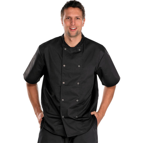 CLICK - Chefs Jacket (short sleeve) Size: Small