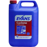 EVANS - CYCLONE - Extra Thick Bleach Highly Perfumed With Added Detergent (5L)