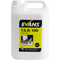 EVANS - TSR100 - Traffic Soil Remover Commercial for Pressure Washers (5L)